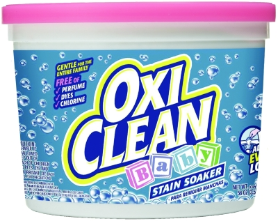OxiClean® Baby Stain Soaker