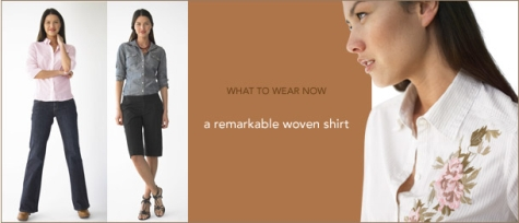 Banana Republic – Woven Shirts