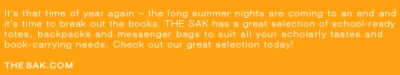 The Sak – Back To School