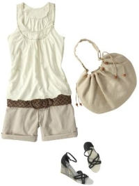 Old Navy Summer Outfit