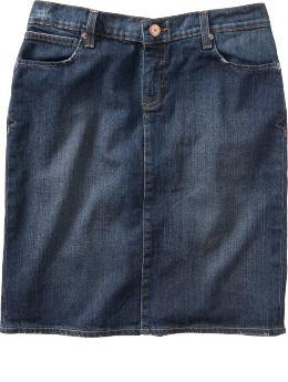 Trend Alert – Jean Skirts