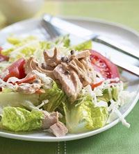 Tuna Salad with Capers