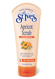 St. Ives – Apricot Scrub