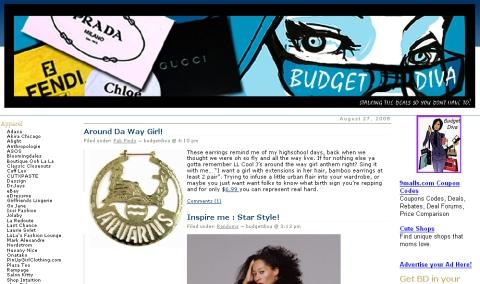 Fashion Blog Feature