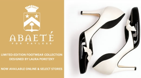 Payless – Designs from Laura Poretzky