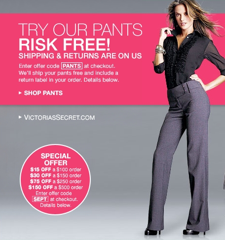 Victoria's Secret – Casual Pants