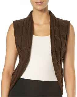 Wal Mart – Cable Sweater Vest