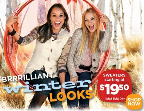 Old Navy – Winter Looks