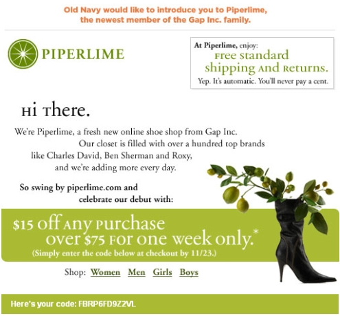 Introducing Piperlime