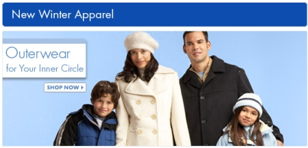 Wal Mart – Winter Apparel