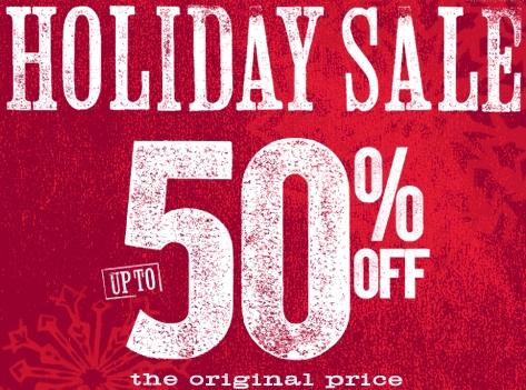 Old Navy – 50% off Sale