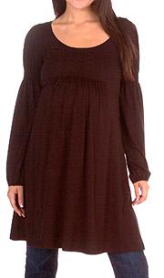 Maternity – Smocked Dress