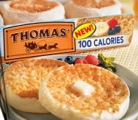 Thomas' – 100 Calorie English Muffins