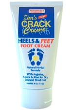 Do you have dry, cracked heels?