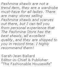 Press – The Pashmina Store