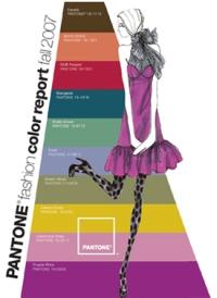 Fall Fashion Colors 2007