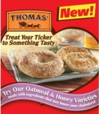 Review: Thomas' Oatmeal & Honey