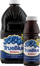 Review: True Blue Juice