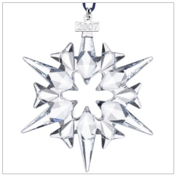 Swarovski's 2007 Annual Edition ornament