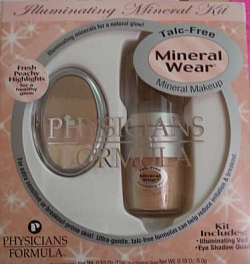 Physicians Formula Holiday Illuminating Mineral Kit