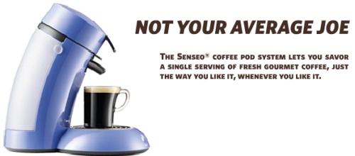 Senseo Gourmet Coffee