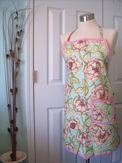 Fashionable Aprons for Fashionable Cooks!