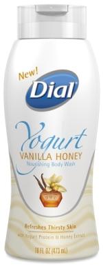Review: Dial Yogurt Body Wash