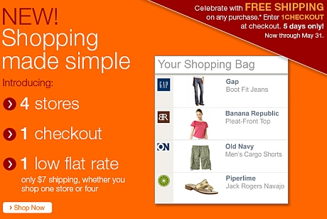 Celebrate a New Way to Shop!