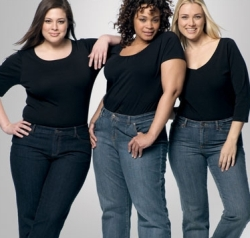 Stylish Plus Size Jeans For Less Than $100 - The Fashionable Housewife