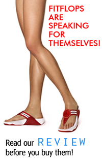 Fashionable FitFlops Have a Gym Built Right In!