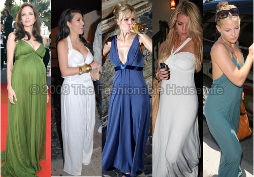 Long Dresses Are The Hottest
