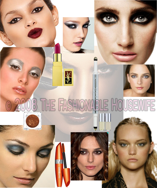 Fall 2008 & Winter 2009 Beauty Trends