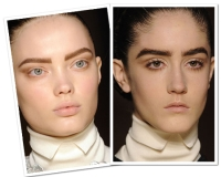 Fall 2008 Trends: Enhanced Eyebrows