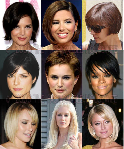 Fall 2008 & Winter 2009 Hair Trends