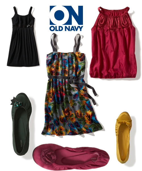 First Look At Old Navy's Holiday Collection