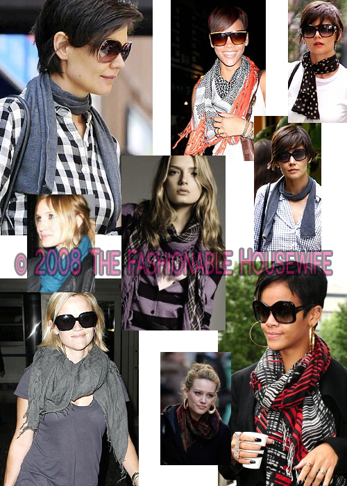 Accessorize Your Outfit With A Great Scarf