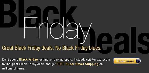 Black Friday Deals at Amazon.com + Free Shipping