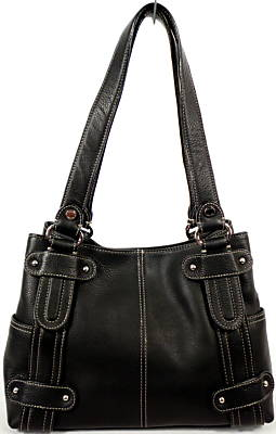 """The """"Perfect"""" Black Pocketbook"""