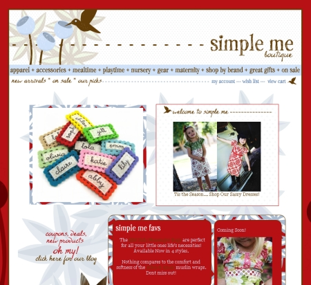 Thanksgiving Sale at Simple Me Boutique