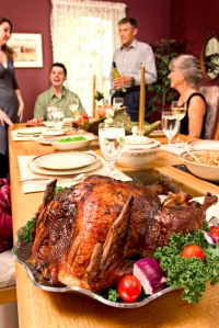 Tips to Fight Thanksgiving Over-Feasting