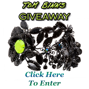 Enter The Tom Binns Giveaway on Ideeli