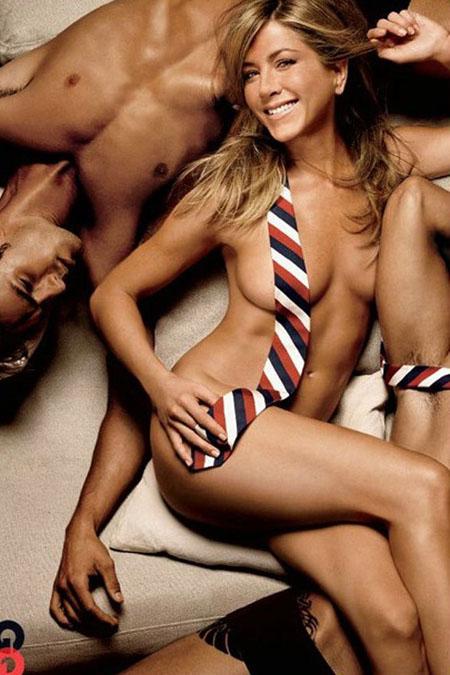 Fotos S Friends Jennifer Aniston Desnuda En Gq Revista