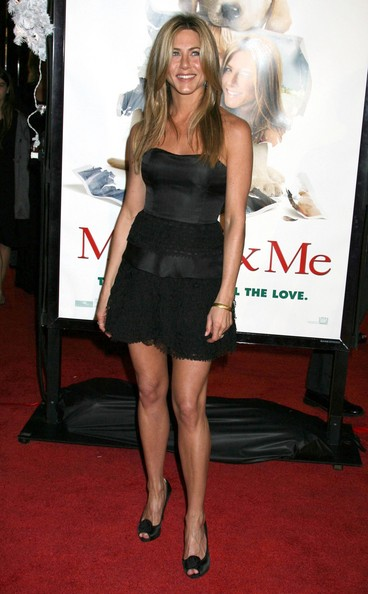 Celebrity Fashion: Jennifer Aniston
