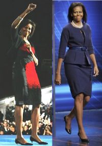 First Lady Chic Shoe Trends