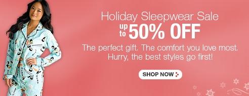 50% Off Luxury Sleepwear at Bare Necessities
