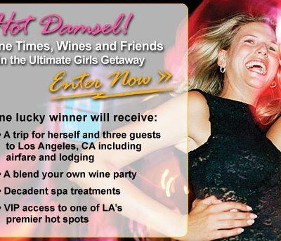 Enter To Win A Girls Getaway to LA!!