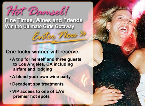 Enter To Win A Girls Getaway to LA!!