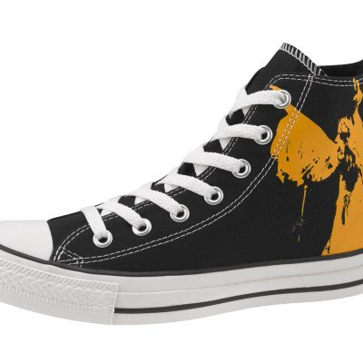 More Converse Sneakers For The Music Lovers