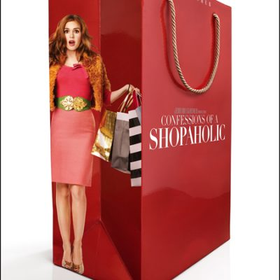 You Must Go See 'Confessions Of A Shopaholic'!