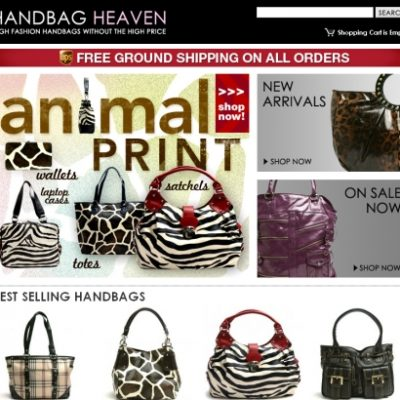 Handbag Planet Merged With Handbag Heaven!